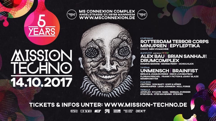 DOMINIC BANONE @ MS Connexion - Mannheim, Germany