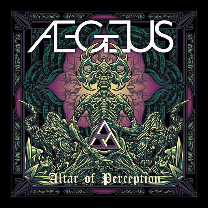 Aegeus Tour Dates