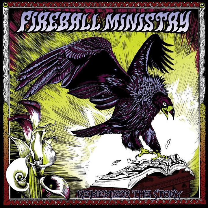 Fireball Ministry Tour Dates