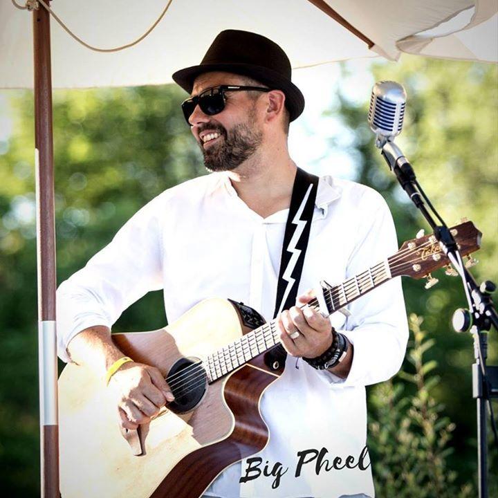 Big Pheel @ Le Petit Orchestre - Foix, France