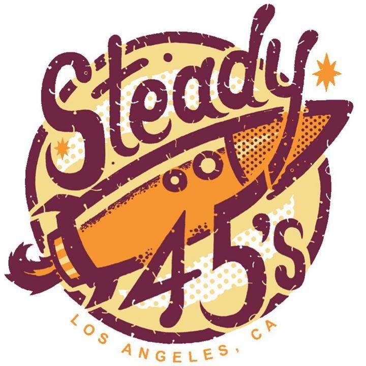 The Steady 45s @ Riverside Municipal Auditorium - Riverside, CA