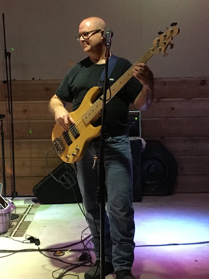 Steve Tice @ Margarita's / Time Out Sports Bar - Liberty Hill, TX