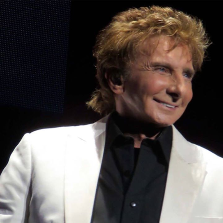 Barry Manilow @ McCallum Theatre - Palm Desert, CA