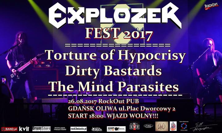 Dirty Bastards @ Rockout - Gdansk, Poland