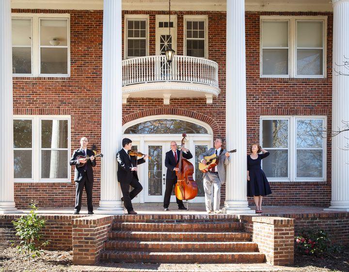 Swift Creek Band @ IBMA WORLD OF BLUEGRASS - Raleigh, NC