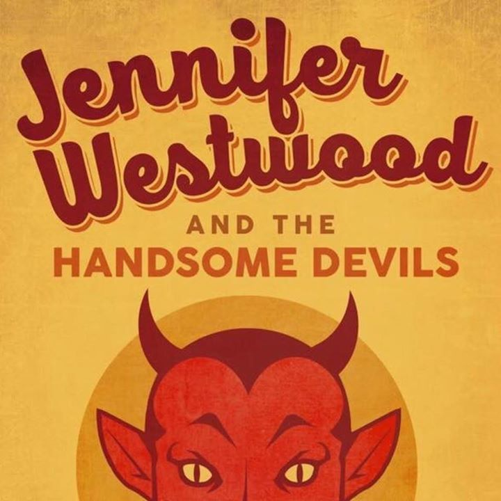 Jennifer Westwood And The Handsome Devils @ Arts Beats And Eats - Bud light stage  - Royal Oak, MI