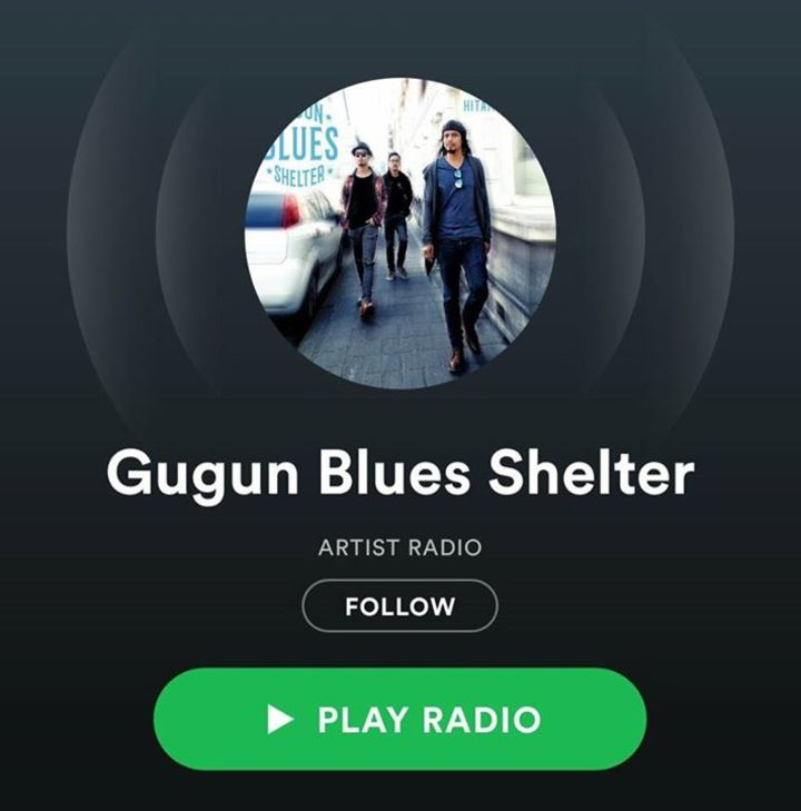 Gugun Blues Shelter Tour Dates