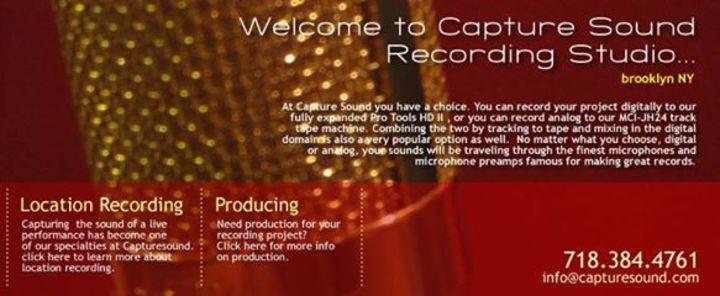 Capture Sound Studios Brooklyn Tour Dates