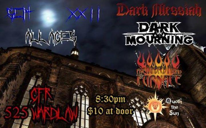 Dark Mourning Tour Dates