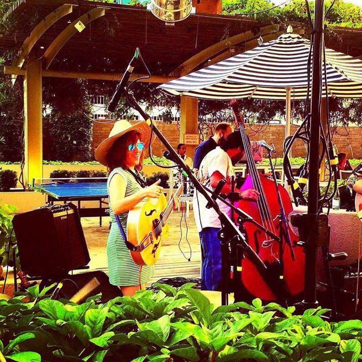 Sherita Perez Music @ Four Seasons Hotel - Houston, TX