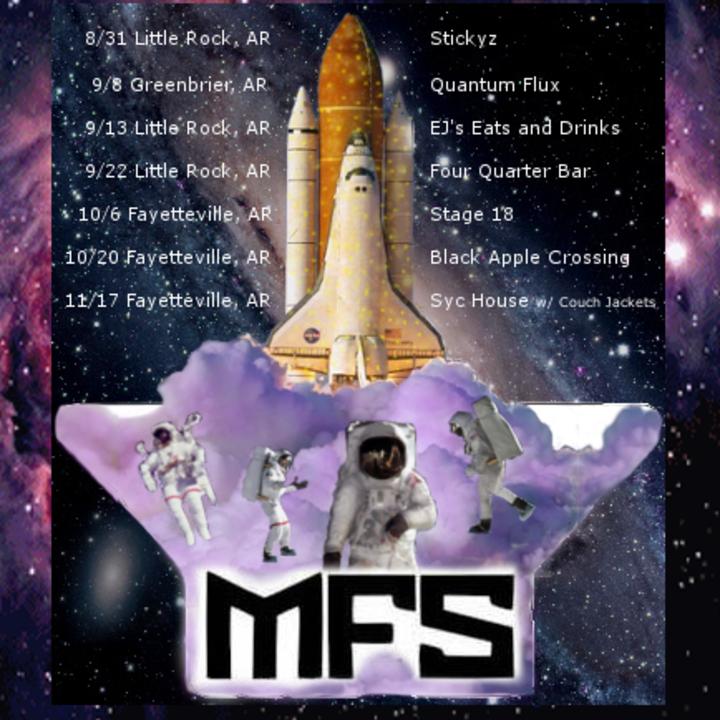 MOTHERFUNKSHIP Tour Dates