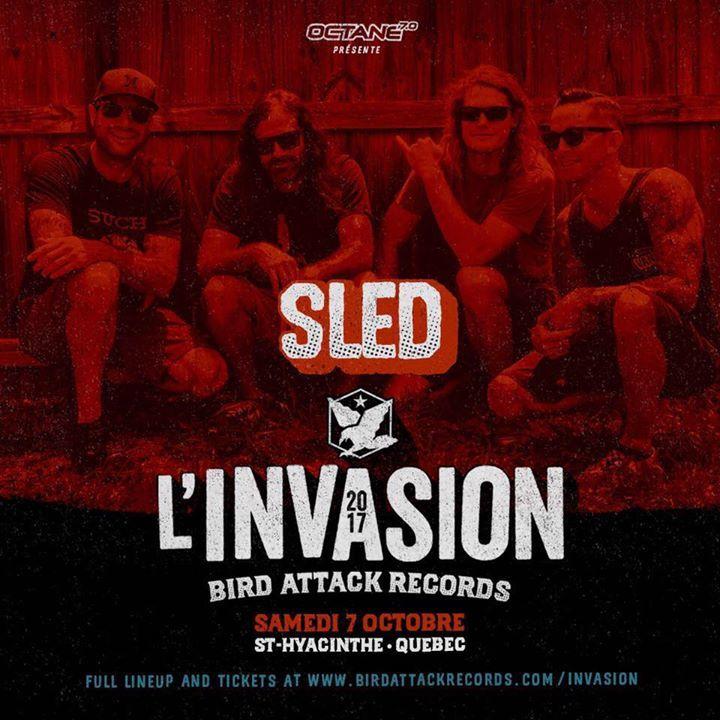 SLED Tour Dates