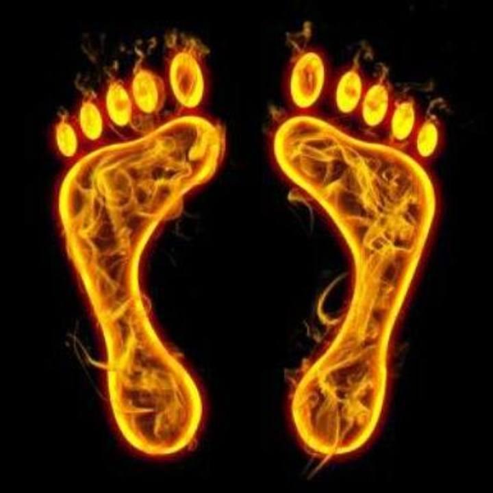 Burning Feet Tour Dates