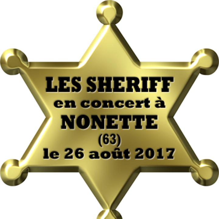 Les $hériff @ Festival LES FEUX DE L'AUTOMNE - Saint-Prouant, France