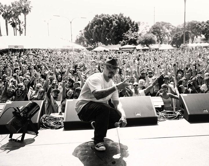 Lil Rob @ Glen Helen Amphitheater formerly San Manuel Amphitheater - San Bernardino, CA