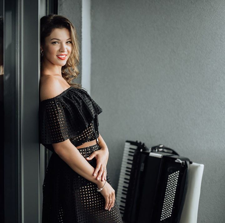 Ksenija Sidorova Tour Dates
