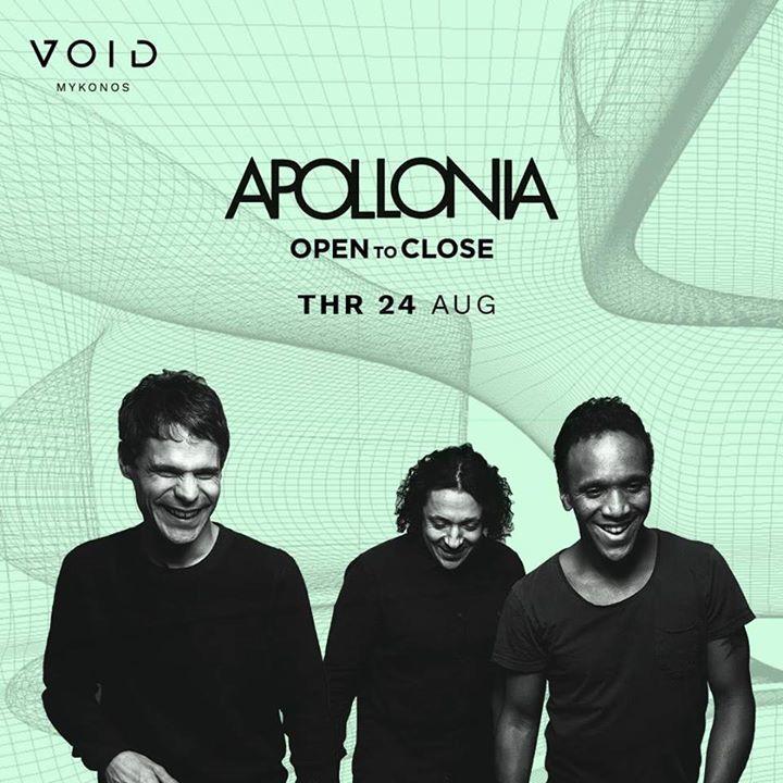 Apollonia @ Teatro Caupolicán - Santiago, Chile