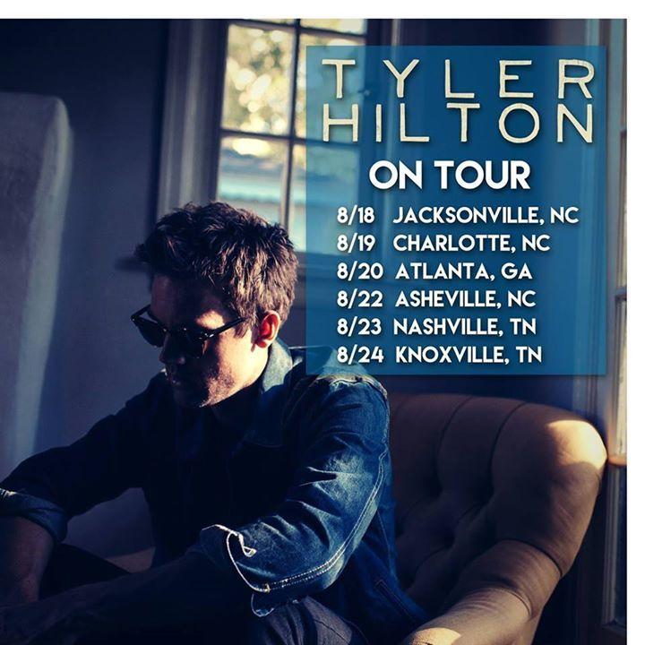 Tyler Hilton @ Tarheel Opry House - Jacksonville, NC