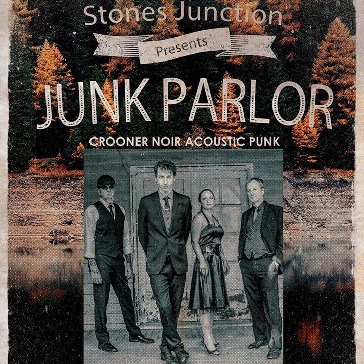 Junk Parlor @ Hopmonk Tavern - Sebastopol, CA