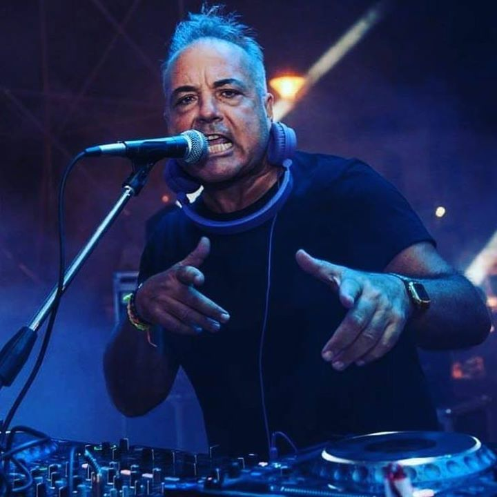 steve martin DJ @ MOON LIGHT GARDEN - San Lorenzo A Vaccoli, Italy
