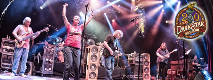 Dark Star Orchestra @ Boulder Theater - Boulder, CO