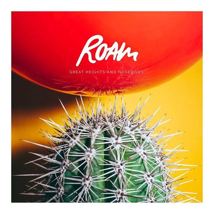 Roam @ Rock Cafe - Prague, Czech Republic