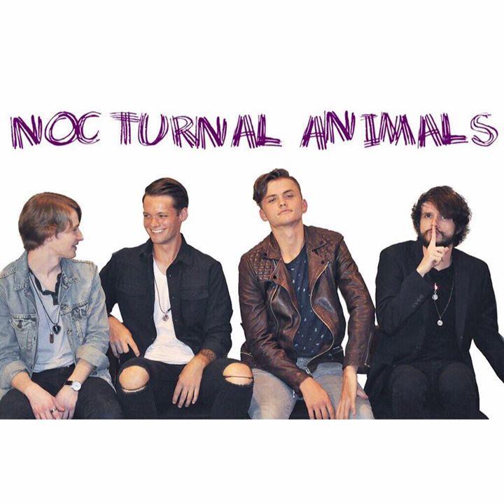 Nocturnal Animals Tour Dates