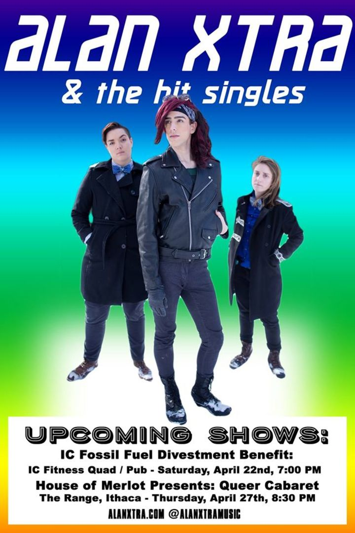 Alan Xtra & The Hit Singles Tour Dates