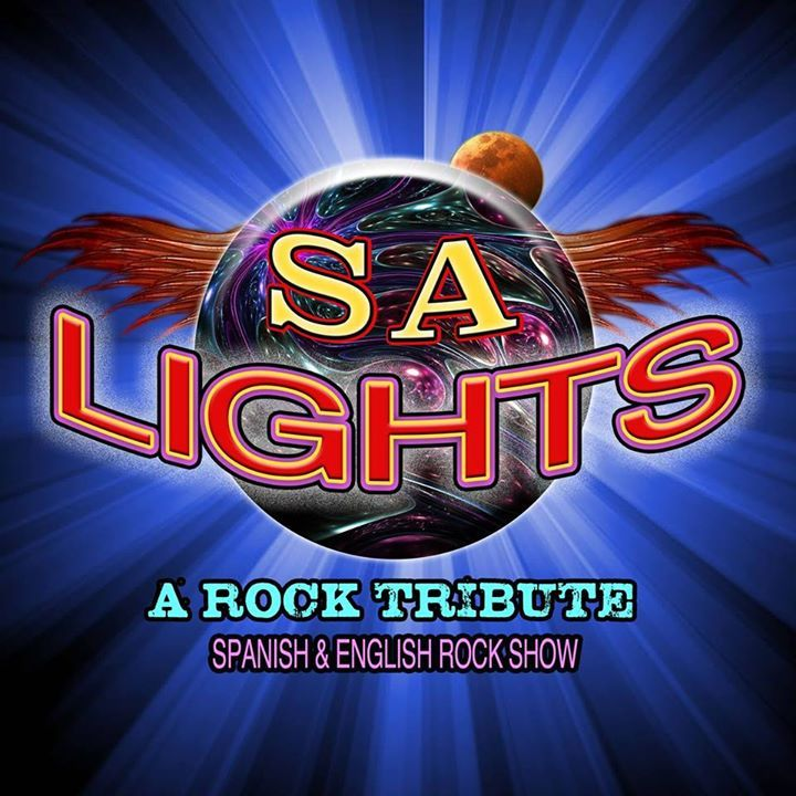 SA  Lights @ Calhoun County Fair - Port Lavaca, TX