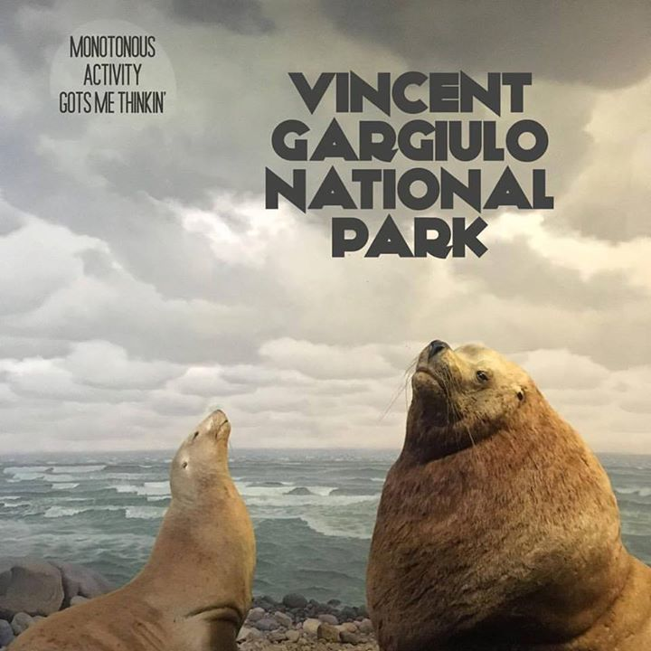 Vincent Gargiulo National Park @ Doc's Lab - San Francisco, CA