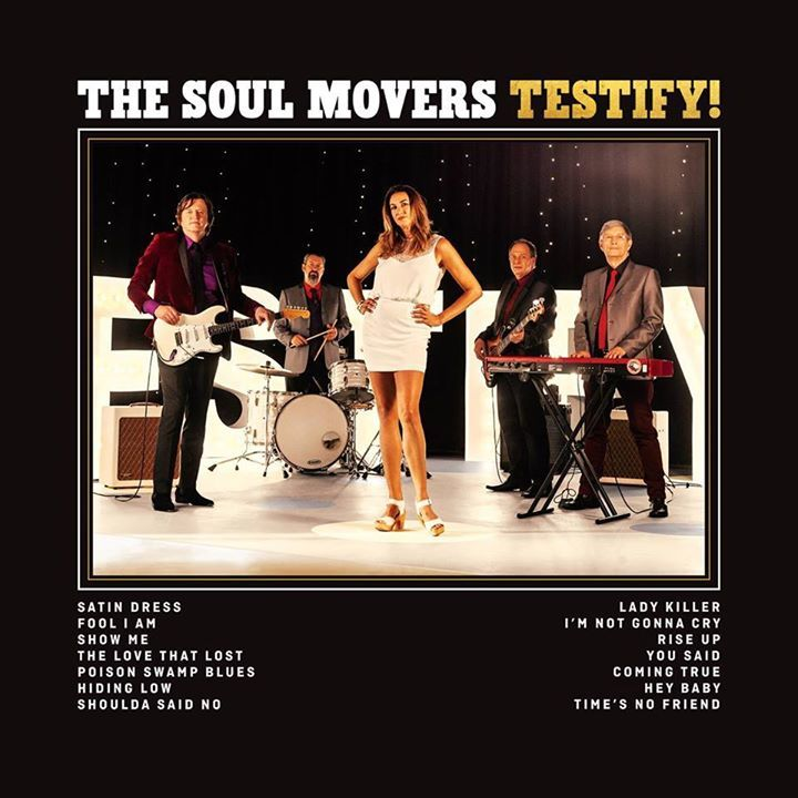 The Soul Movers Tour Dates