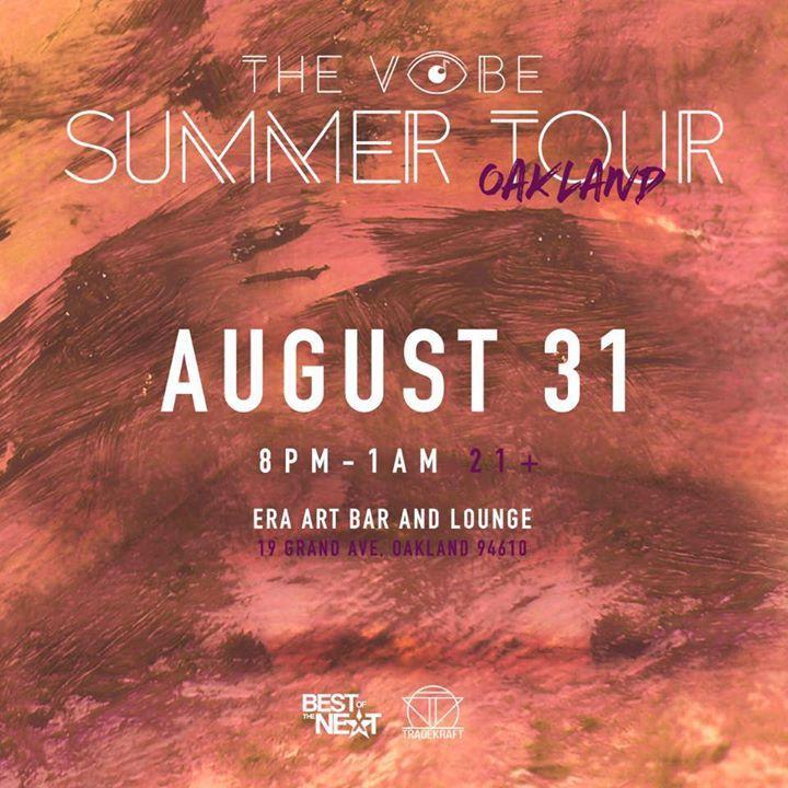 The Veyebe @ 81 NightClub - San Jose, CA