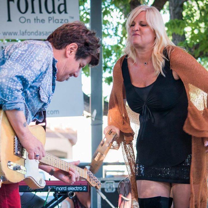 Felecia Ford Music @ Santa Fe Plaza Bandstand - Santa Fe, NM
