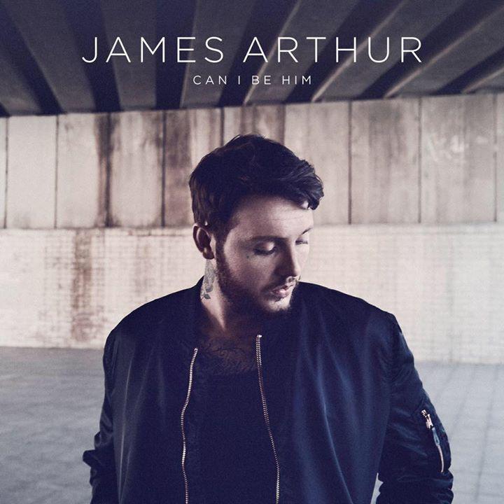 James Arthur @ Rogers Place - Edmonton, Canada