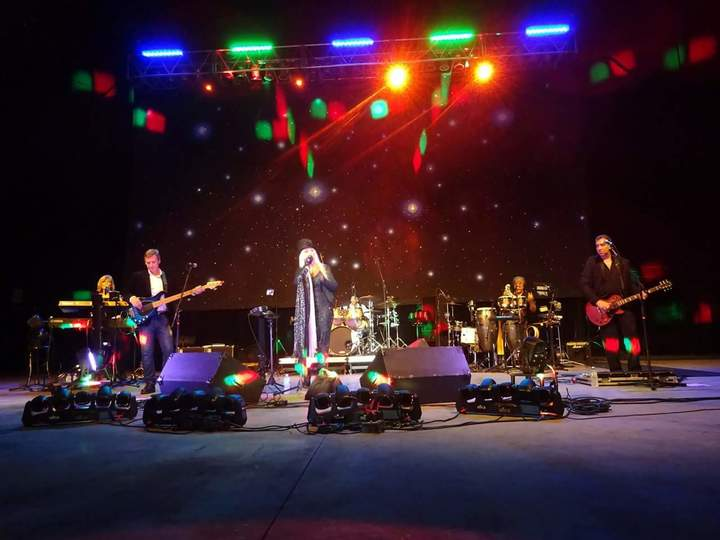 Dreams: Crystal Visions of Fleetwood Mac @ THE Fountains CC - Lake Worth, FL