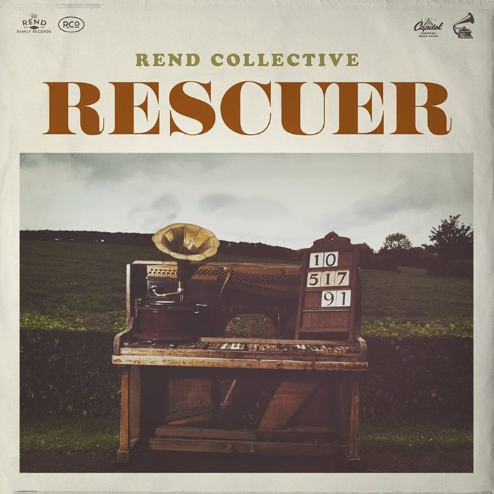 Rend Collective Experiment @ Beulah Alliance Church - Edmonton, Canada