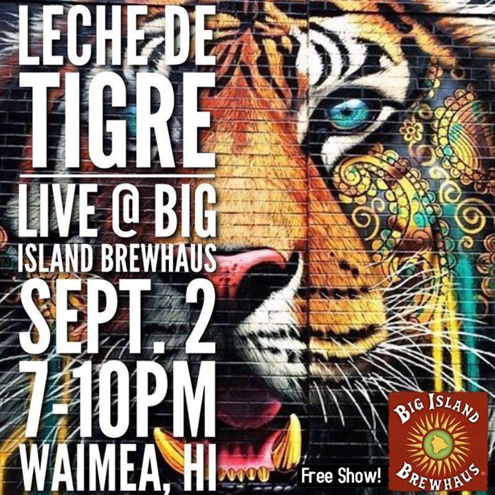 Leche De Tigre Tour Dates