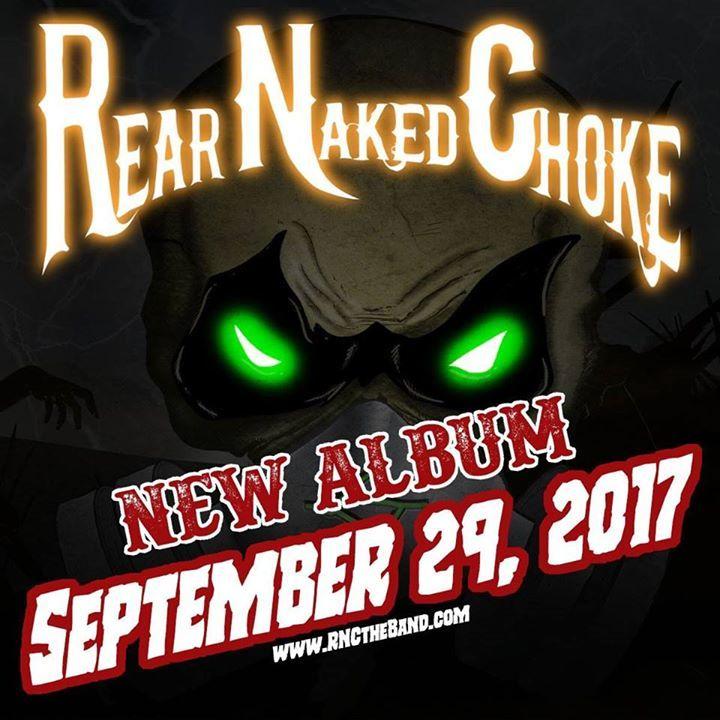 Rear Naked Choke @ Super Happy Fun Land - Houston, TX