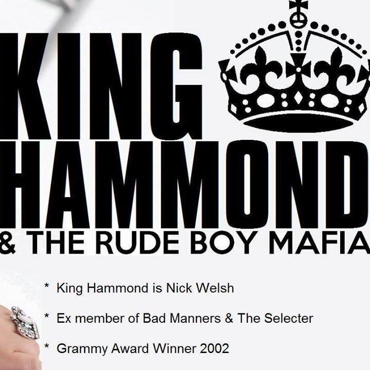 King Hammond Tour Dates