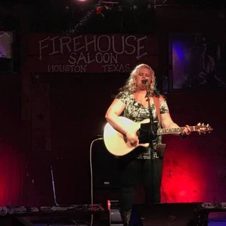 Francie Krienitz @ Clear Springs Cafe - New Braunfels, TX