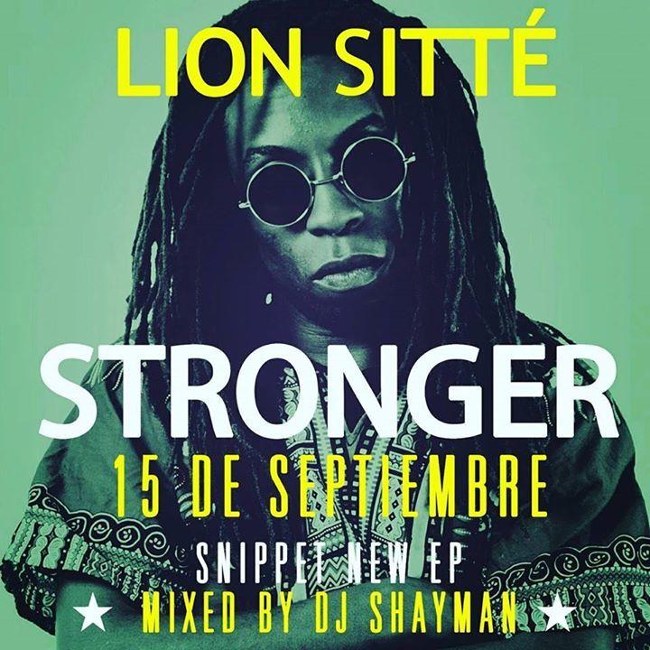 Lion Sitte Tour Dates