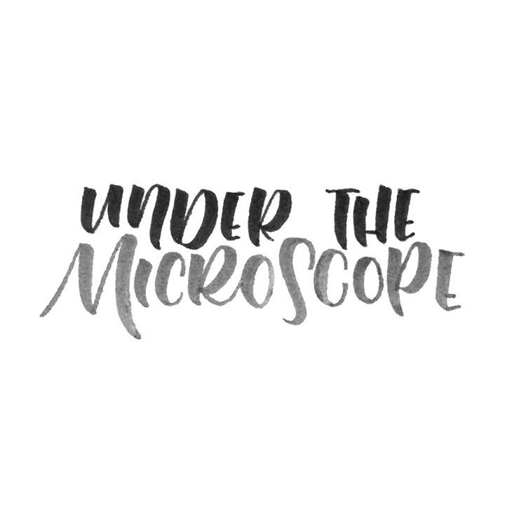 Under the Microscope Tour Dates