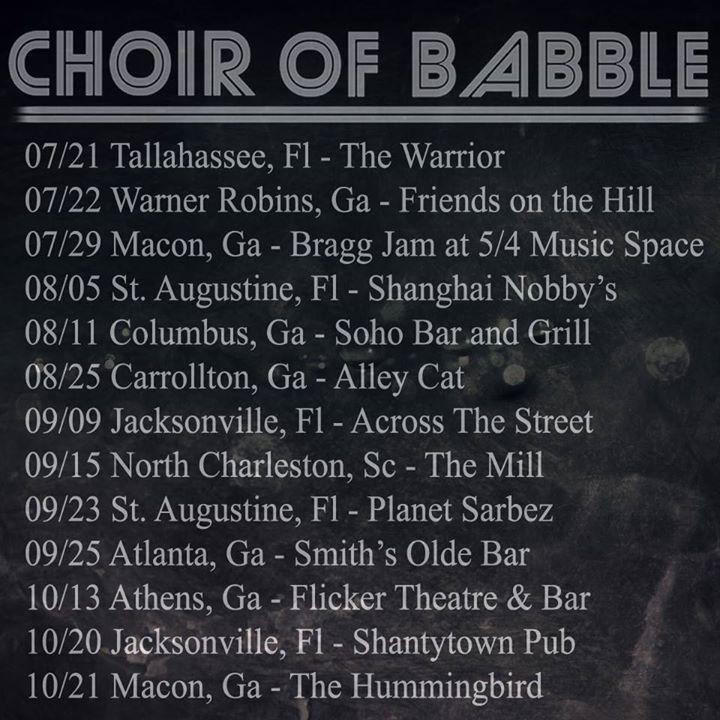 CHOIR OF BABBLE @ Shantytown Pub - Jacksonville, FL