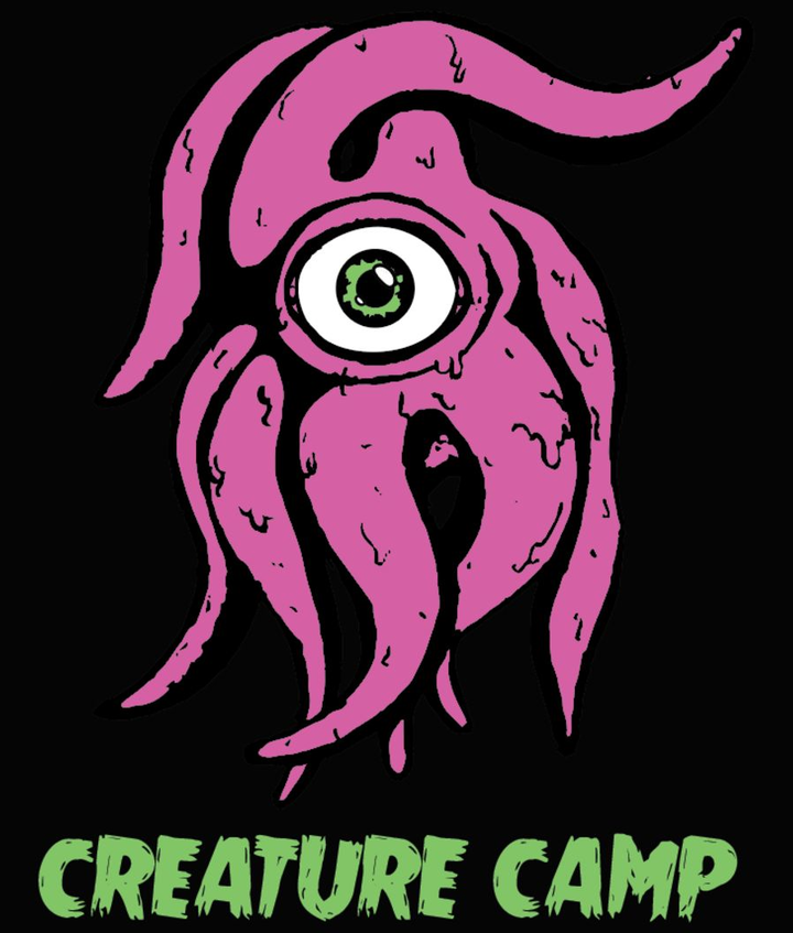 Creature Camp @ The Merry Widow - Mobile, AL