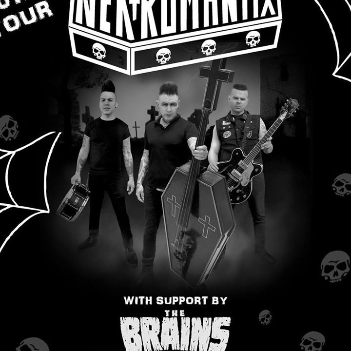 Nekromantix Tour Dates