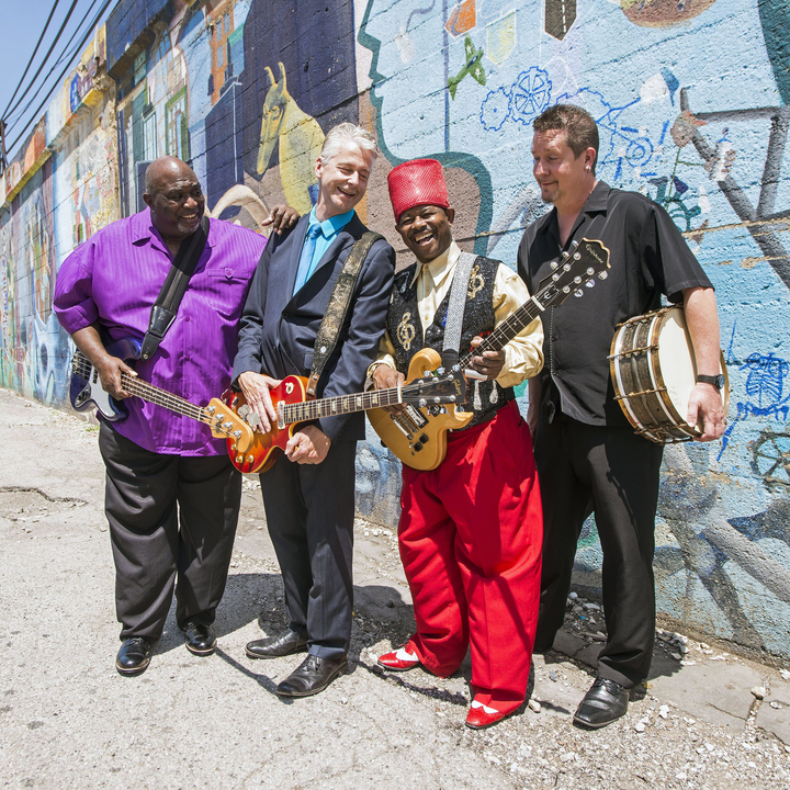 Lil' Ed & The Blues Imperials @ Kingston Mines - Chicago, IL