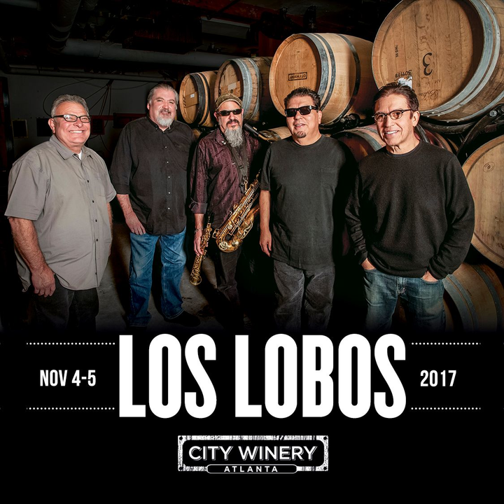 Los Lobos @ City Winery Atlanta - Atlanta, GA