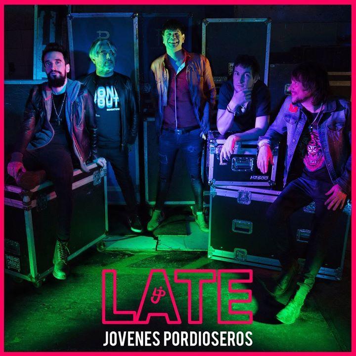 Jovenes Pordioseros @ Groove - Palermo, Argentina