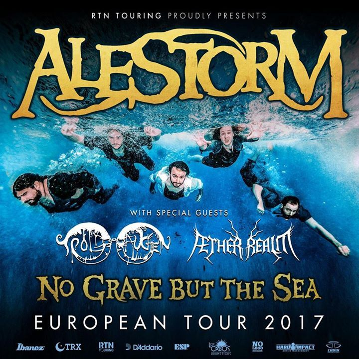 Alestorm Tour Dates