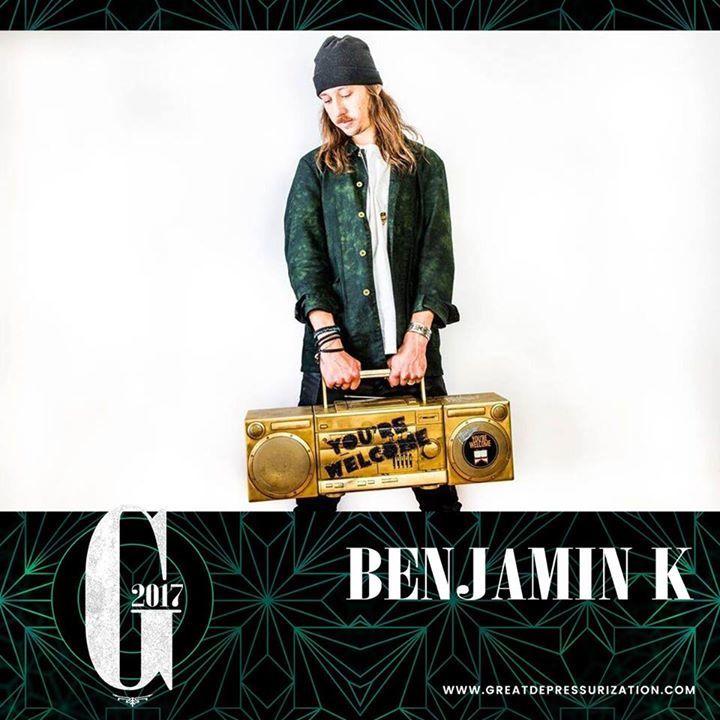 Benjamin K @ The Great Northern - San Francisco, CA